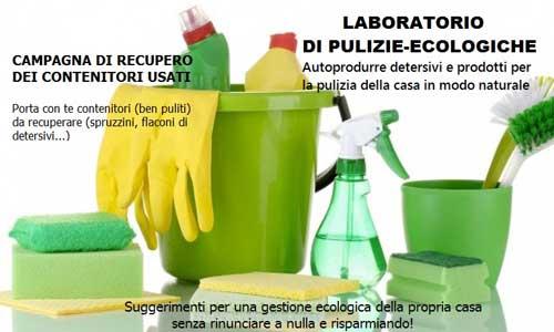 Auto produzione detergenti domestici
