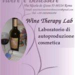 Wine Therapy i segreti del vino nella cosmesi