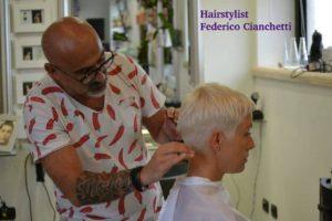 Consulenza hairstyle con Federico