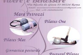 ginnastica posturale e pilates